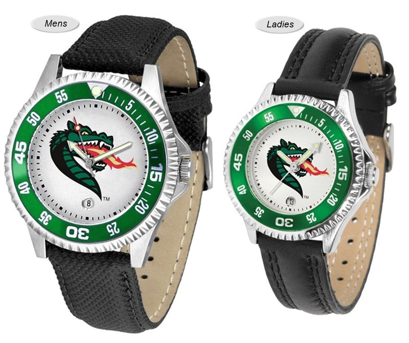 Alabama at Birmingham Blazers Competitor Sport Leather Watch