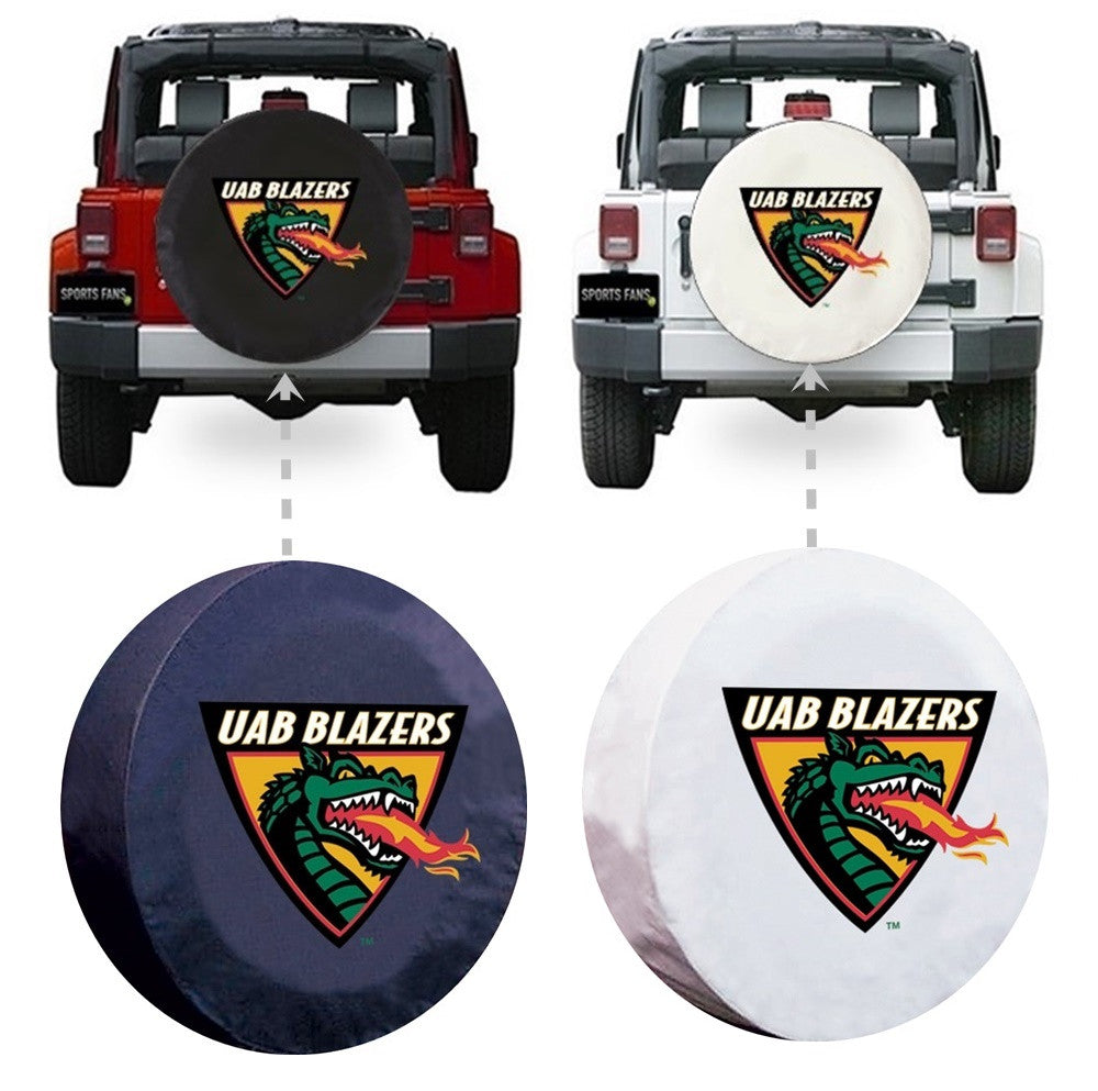 Alabama at Birmingham Blazers Spare Tire Cover