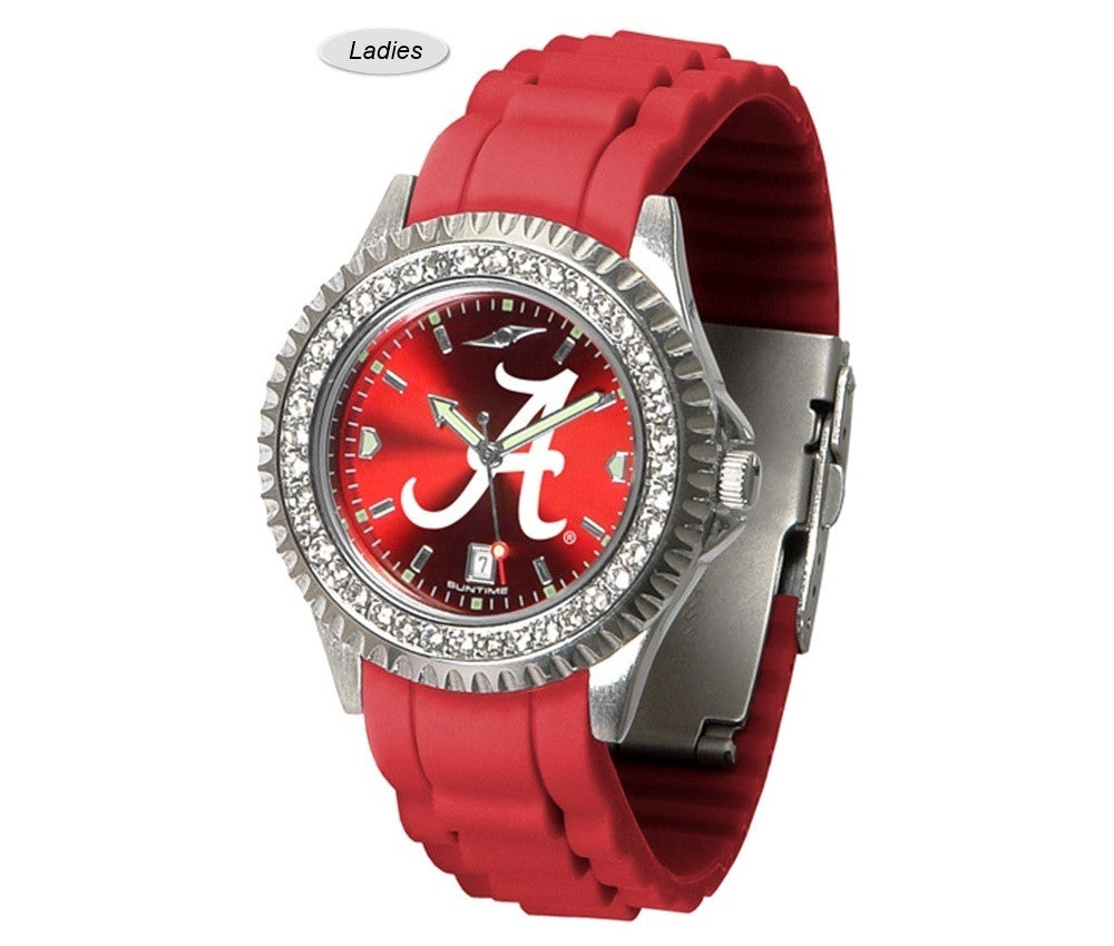Alabama Crimson Tide Sparkle Watch