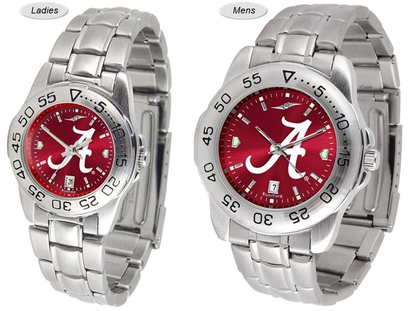 Alabama Crimson Tide Sport Steel AnoChrome Watch