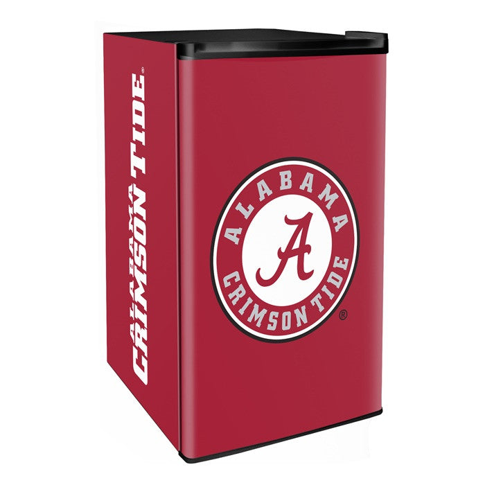 Alabama Crimson Tide Primary Counter Height Refrigerator - SportsFansPlus.com
