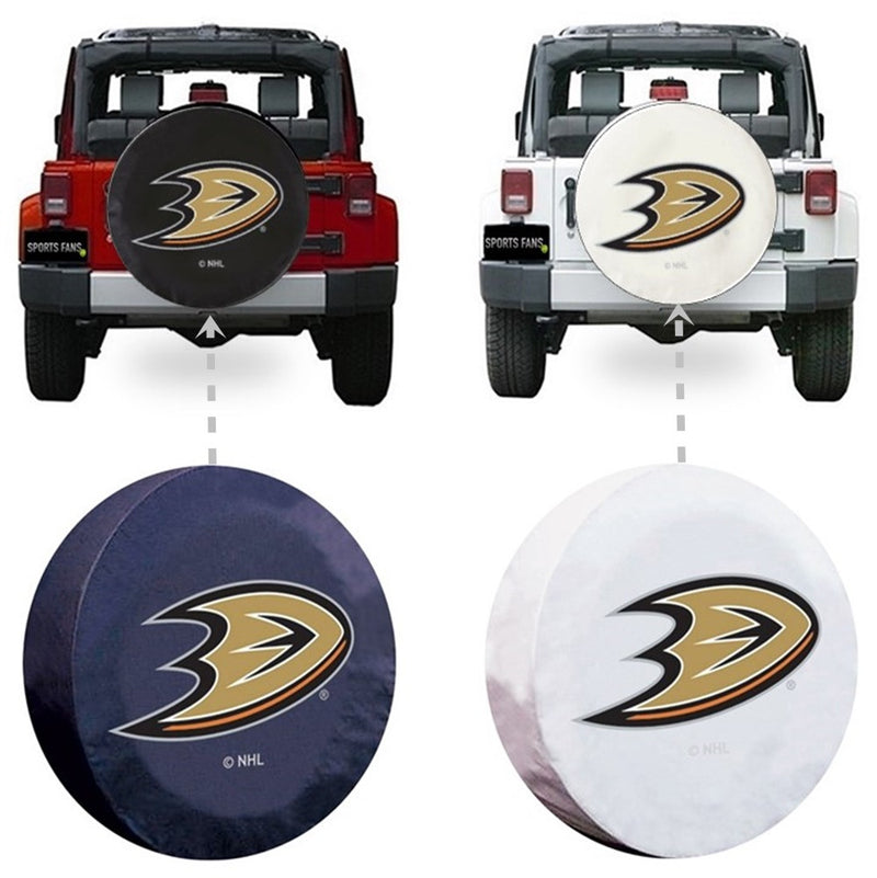 Anaheim Ducks NHL Spare Tire Cover