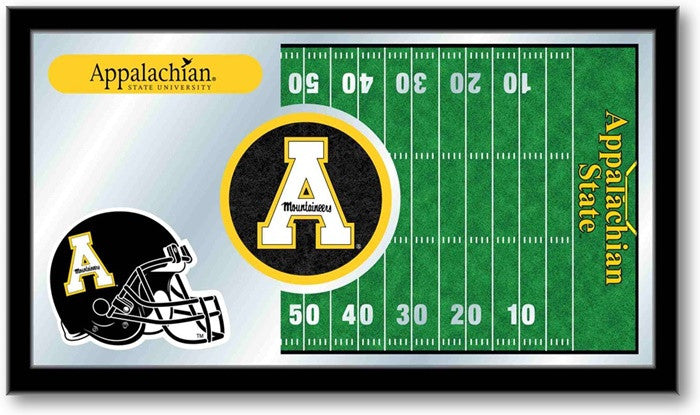 Appalachian State Mountaineers Football Team Sports Mirror