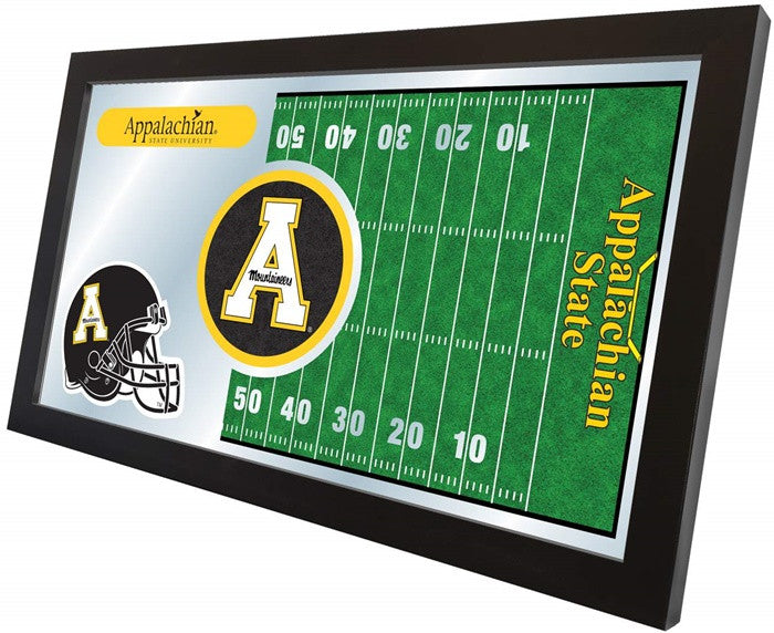 Appalachian State Mountaineers Football Team Sports Mirror (side view)