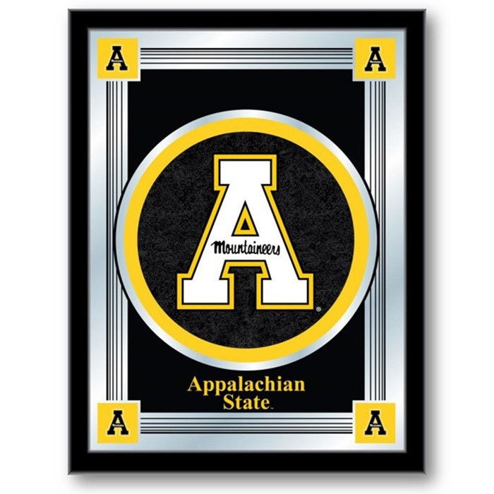 Appalachian State Mountaineers Logo Mirror