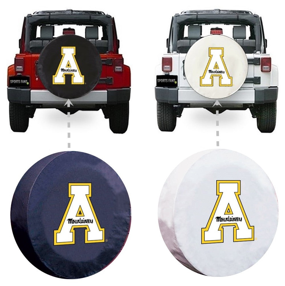 Appalachian State Mountaineers Spare Tire Cover