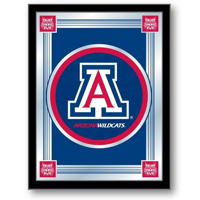 Arizona Wildcats Logo Mirror