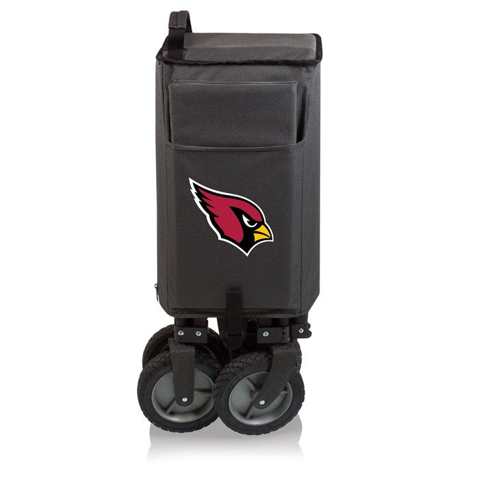 Arizona Cardinals Adventure Wagon Folded with Cover