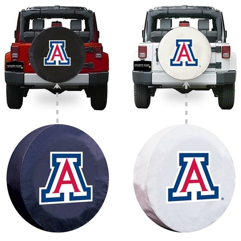 Arizona Wildcats Spare Tire Cover