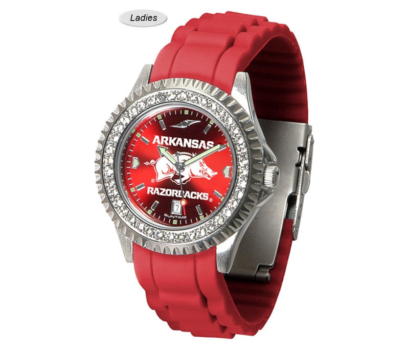 Arkansas Razorbacks Sparkle Watch