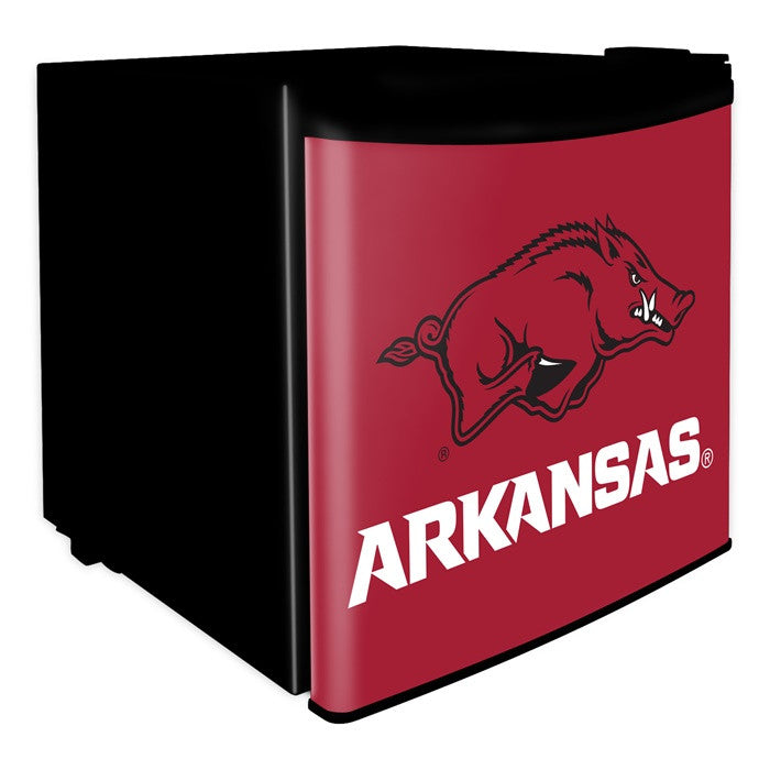 Arkansas Razorbacks Dorm Room Refrigerator - Sports Fans Plus  - 1