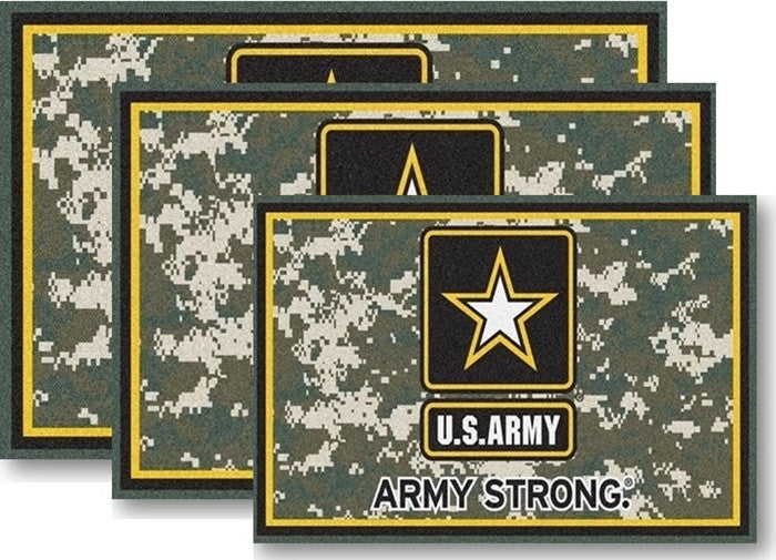 US Army Area Rugs