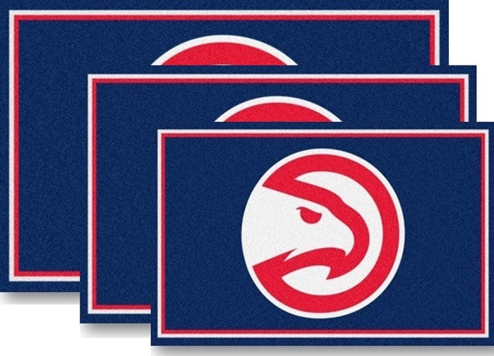 Atlanta Hawks NBA Area Rugs