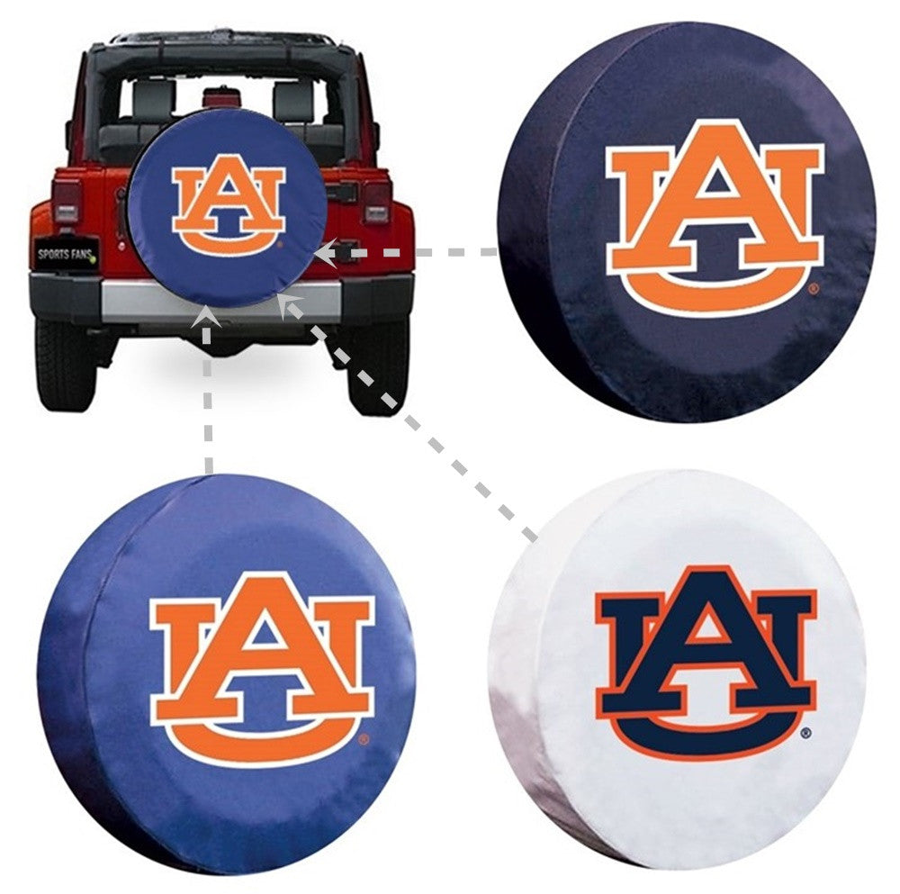 Auburn Tigers Spare Tire Cover