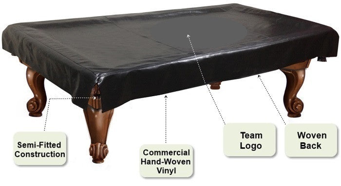 Billiard Table Cover Features