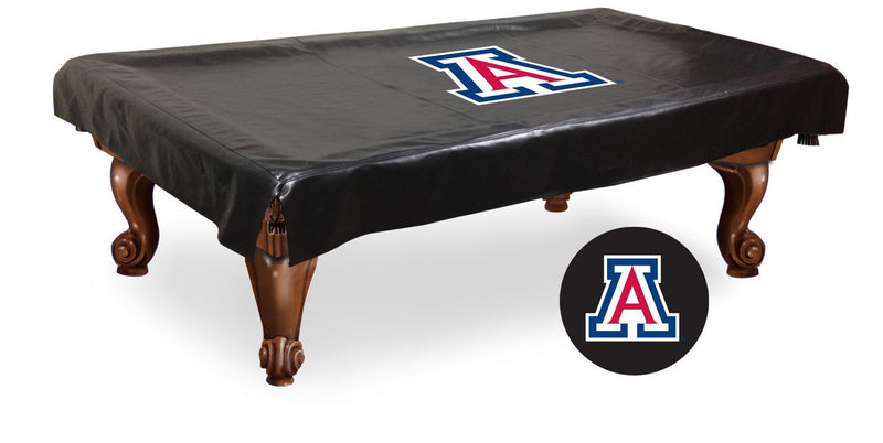 Arizona Wildcats Billiard Table Cover - Sports Fans Plus