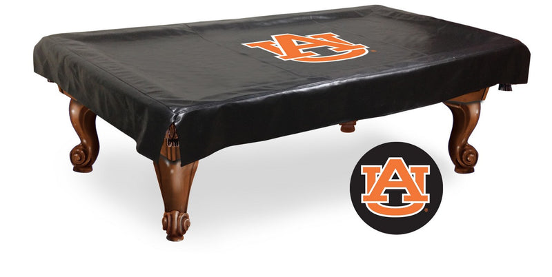 Auburn Tigers Billiard Table Cover - Sports Fans Plus