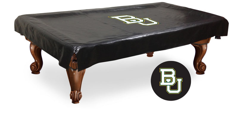 Baylor Bears Billiard Table Cover - Sports Fans Plus