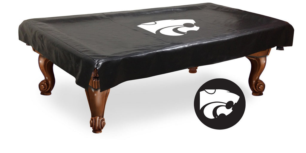 Kansas State Wildcats Billiard Table Cover - Sports Fans Plus