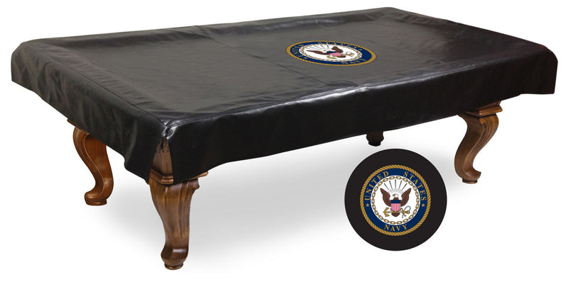 US Navy Billiard Table Cover