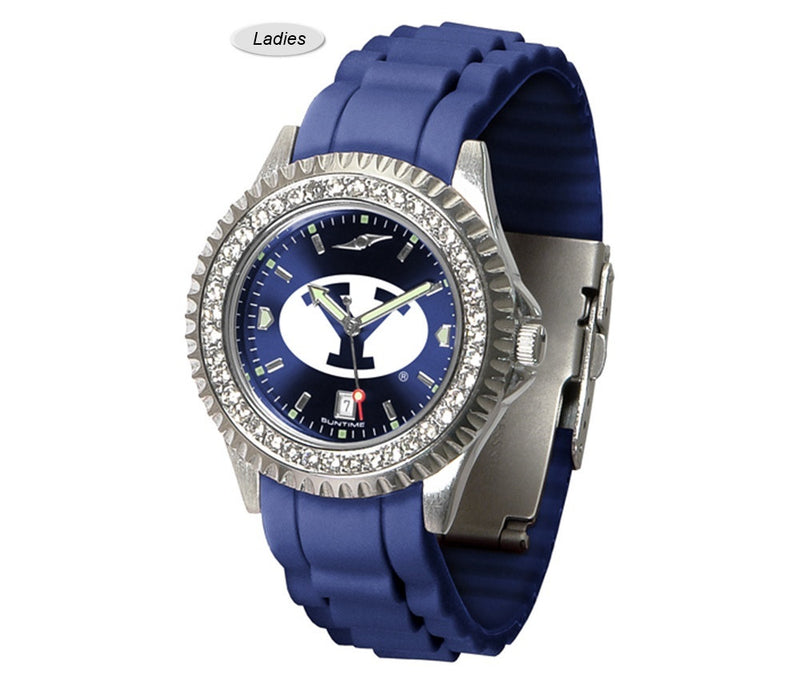 Brigham Young Cougars Sparkle Watch