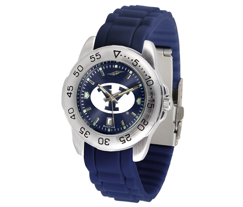 Brigham Young Cougars Sport AnoChrome Watch
