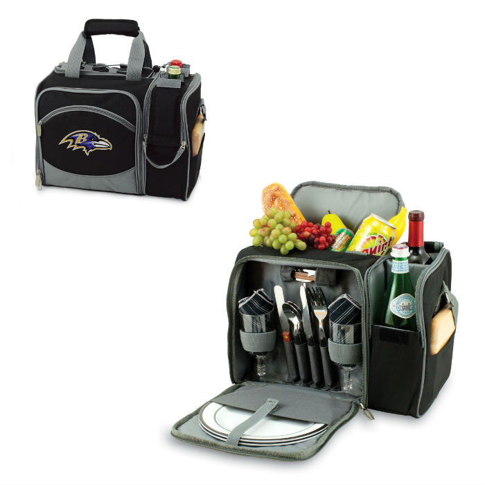Baltimore Ravens NFL Malibu Picnic Pack - Sports Fans Plus