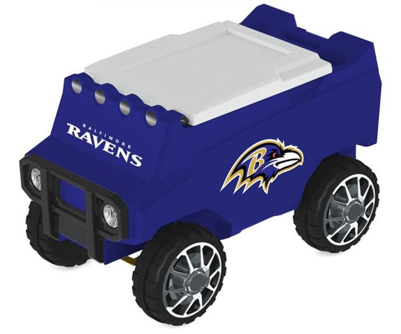 Baltimore Ravens NFL RC Rover Cooler