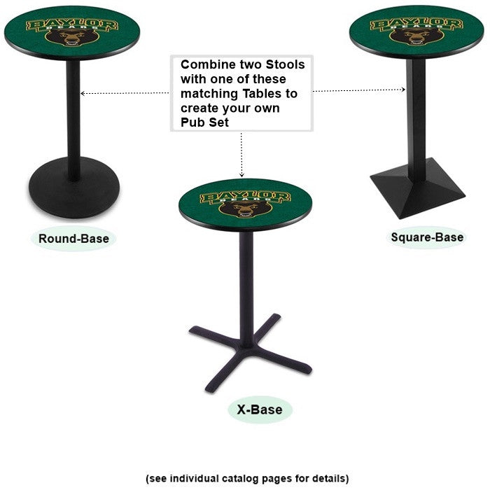 Baylor Bears Matching Tables