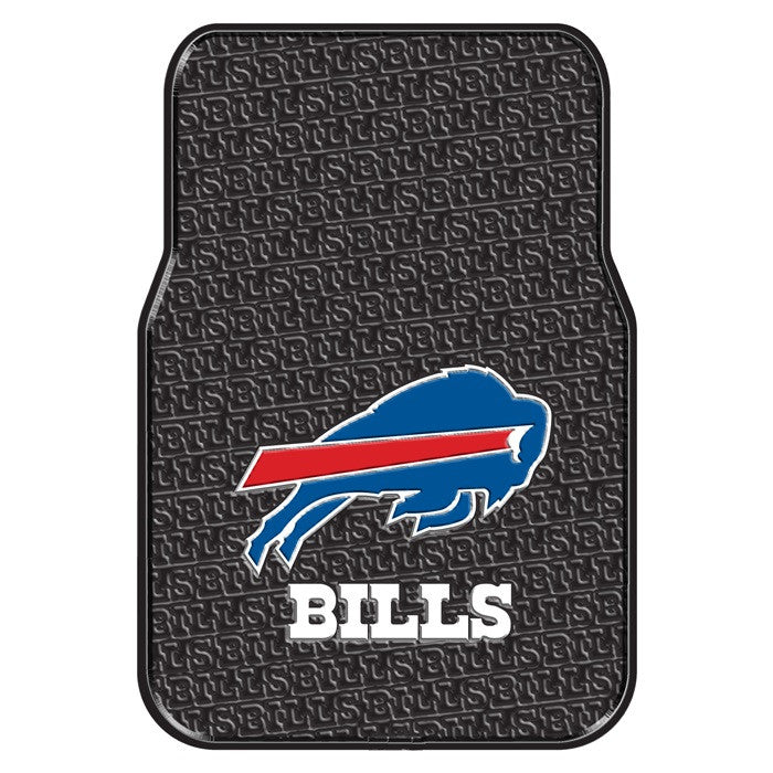 Buffalo Bills NFL Car Floor Mats - Sports Fans Plus