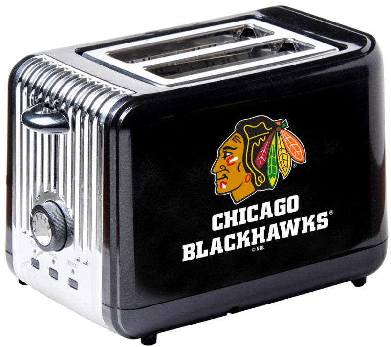 Chicago Blackhawks NHL Cool Touch Toaster
