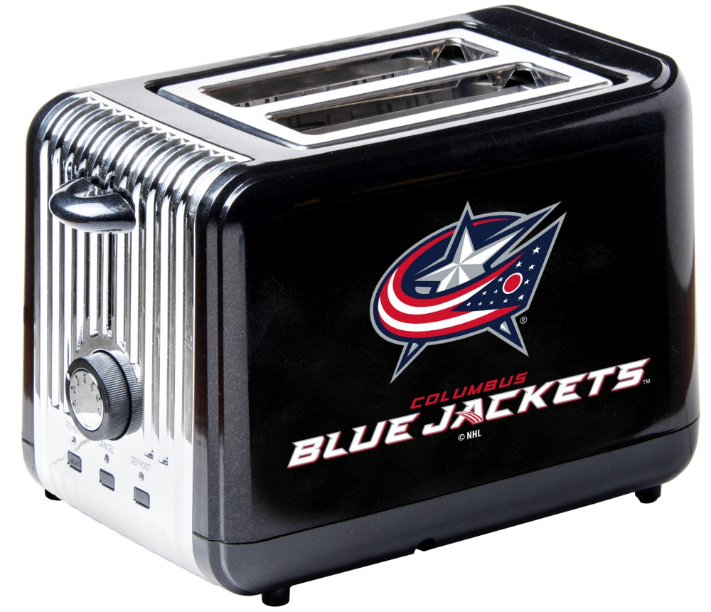 Columbus Blue Jackets NHL Cool Touch Toaster