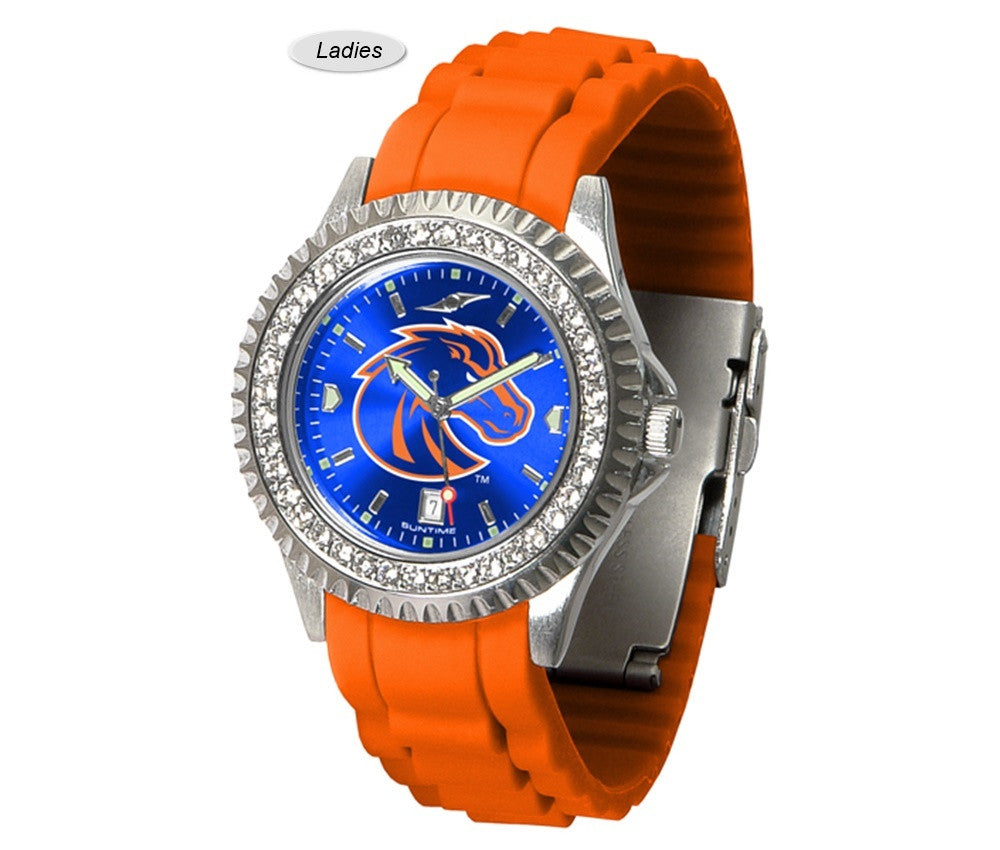 Boise State Broncos Sparkle Watch