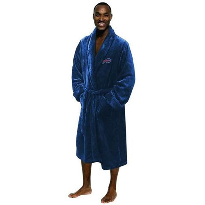 Buffalo Bills NFL Bath Robe