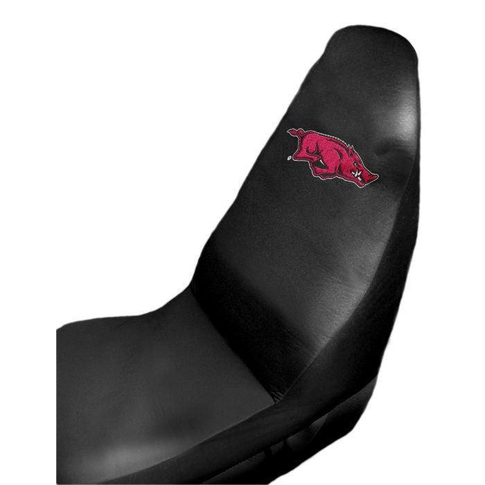 Arkansas Razorbacks Car Seat Cover - Sports Fans Plus