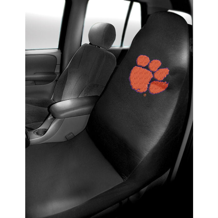 Clemson Tigers Car Seat Cover - Sports Fans Plus