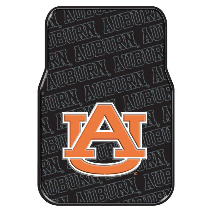 Auburn Tigers Car Floor Mats - Sports Fans Plus