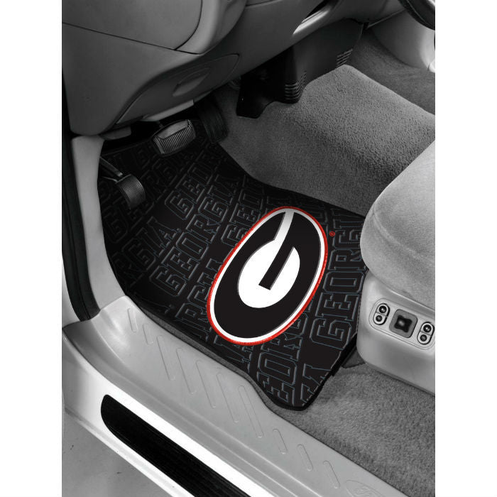 Georgia Bulldogs Car Floor Mats - Sports Fans Plus