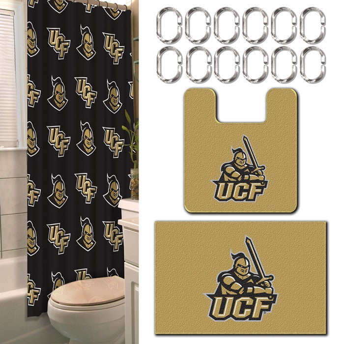 Central Florida Knights 15-Piece Bath Set