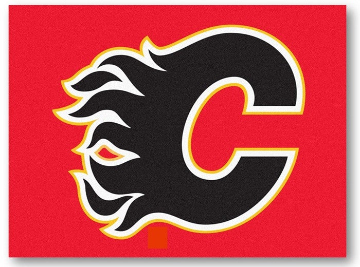 Calgary Flames NHL All-Star Mat - Sports Fans Plus