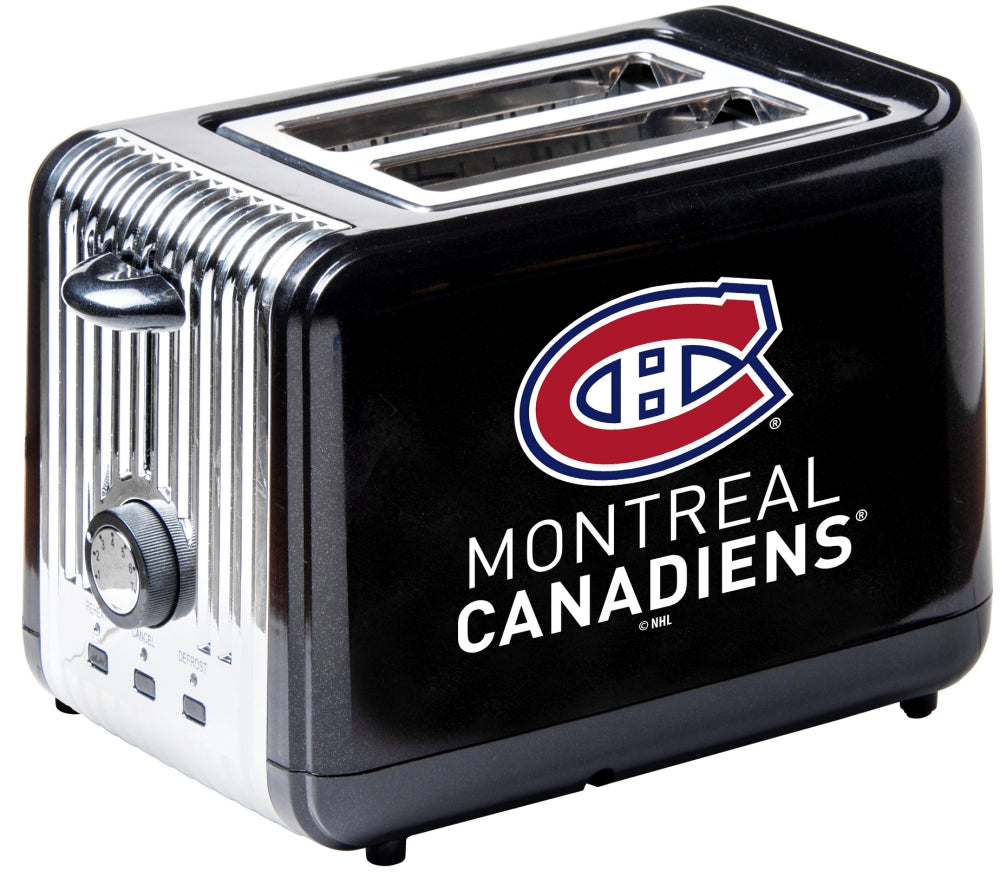 Montreal Canadiens NHL Cool Touch Toaster
