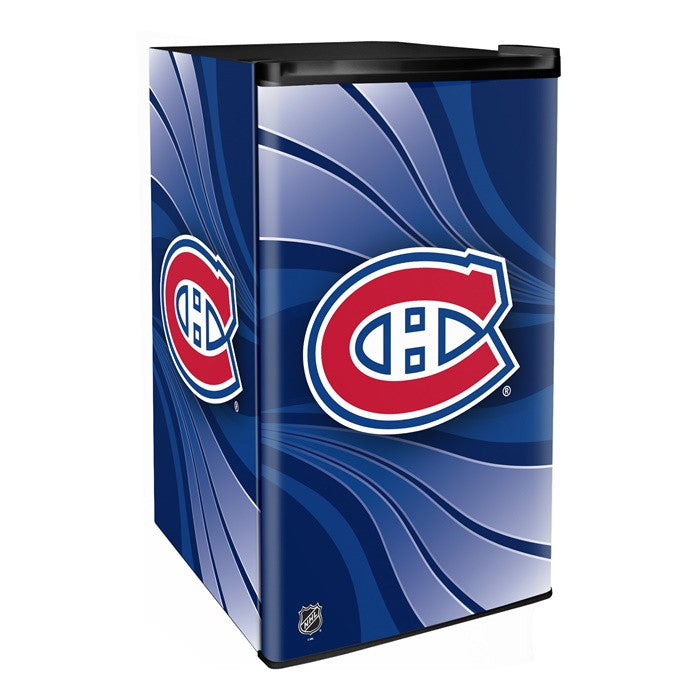 Montreal Canadiens NHL Primary Counter Height Refrigerator