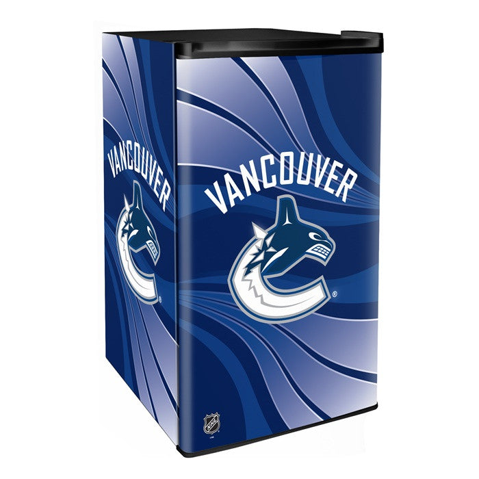 Vancouver Canucks NHL Primary Counter Height Refrigerator