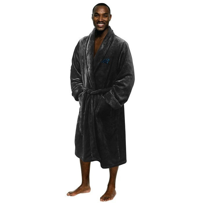Carolina Panthers NFL Bath Robe