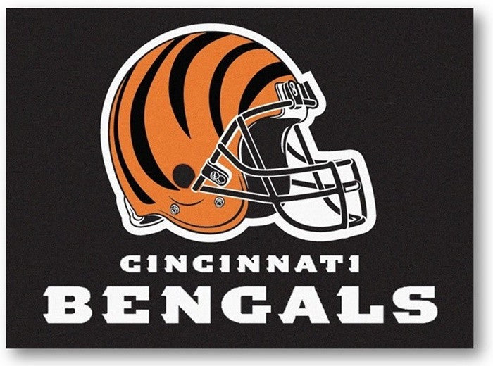 Cincinnati Bengals NFL All-Star Mat