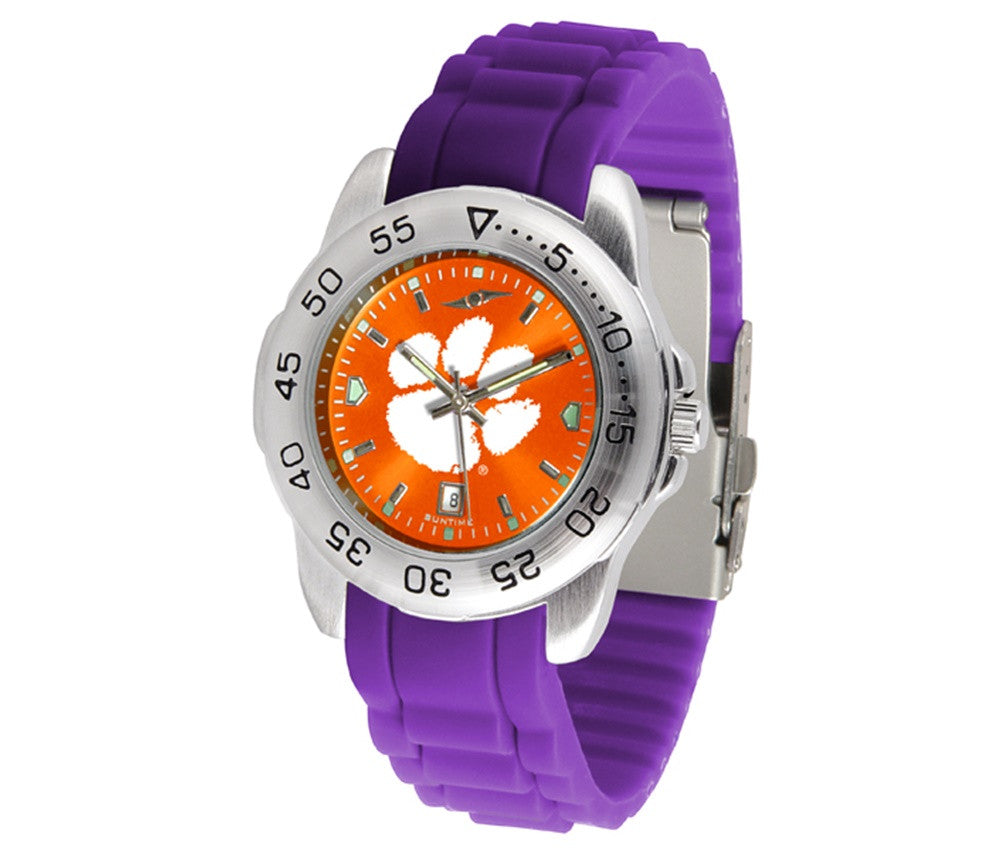 Clemson Tigers Sport AnoChrome Watch