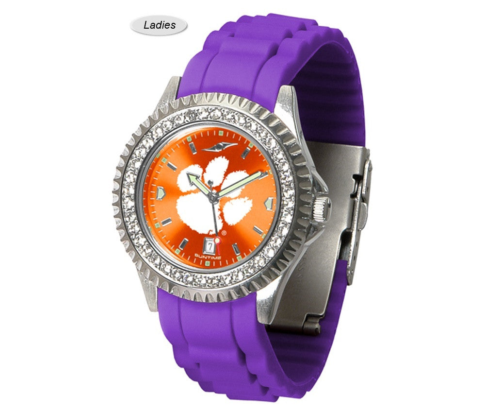 Clemson Tigers Sparkle Watch