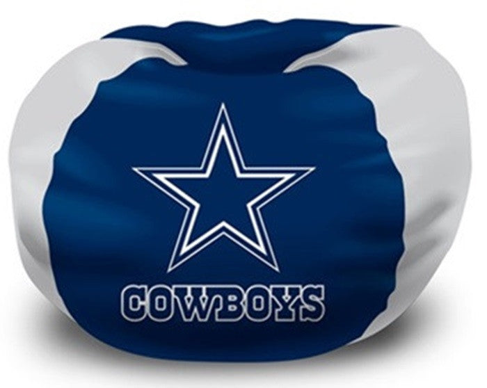 Dallas Cowboys NFL Bean Bag Chair - Sports Fans Plus