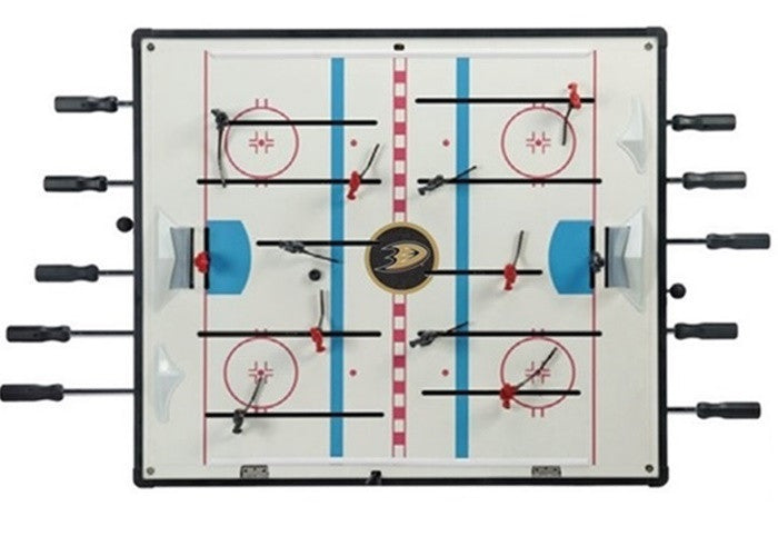 Anaheim Ducks NHL D1 Deluxe Dome Hockey Game - SportsFansPlus.com
