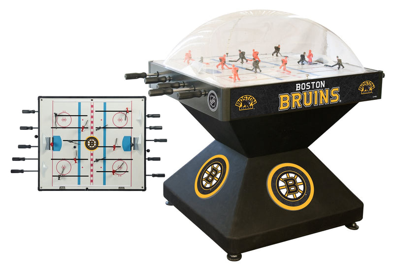 Boston Bruins NHL Deluxe Dome Hockey Game